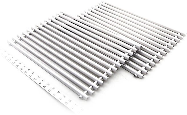 Replacement grill cooking grid