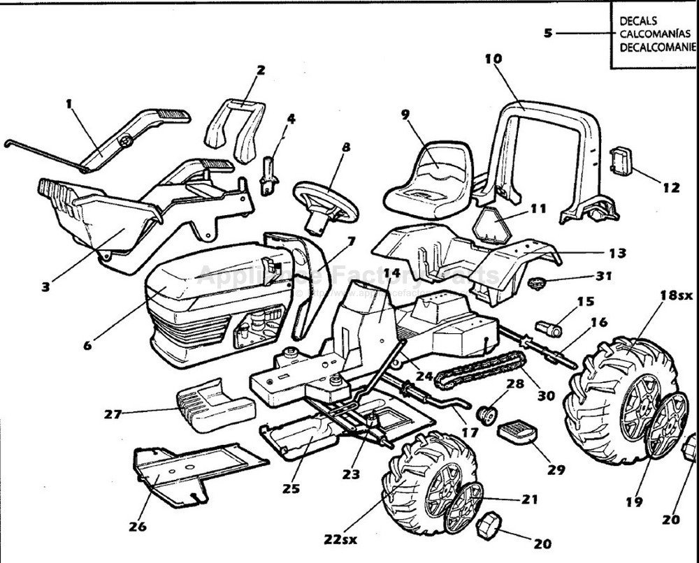 Extremetoys in addition Igcd0517 together with Diagram also Brugsanvisninger 18c1 furthermore John Deere Gator Parts Diagram. on peg perego power loader