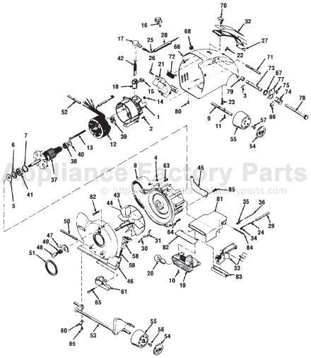 Kirby 3cb Tradition Parts