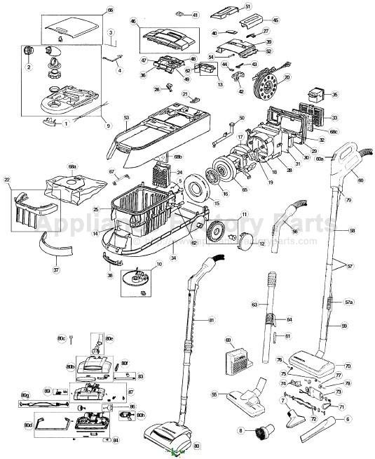 diagram of oreck oreck dtx1400 parts vacuum cleaners diagram of orca oreck dtx1400 parts vacuum cleaners