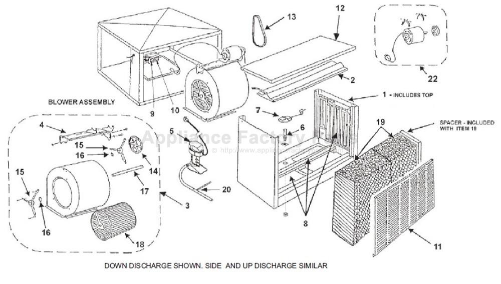 Aerocool Th6801c Cooler Parts World