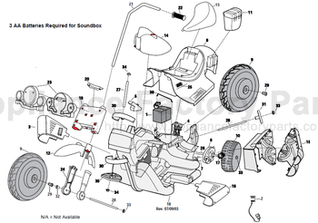 Fisher Price Power Wheels Wiring Diagram from cdn.appliancefactoryparts.com