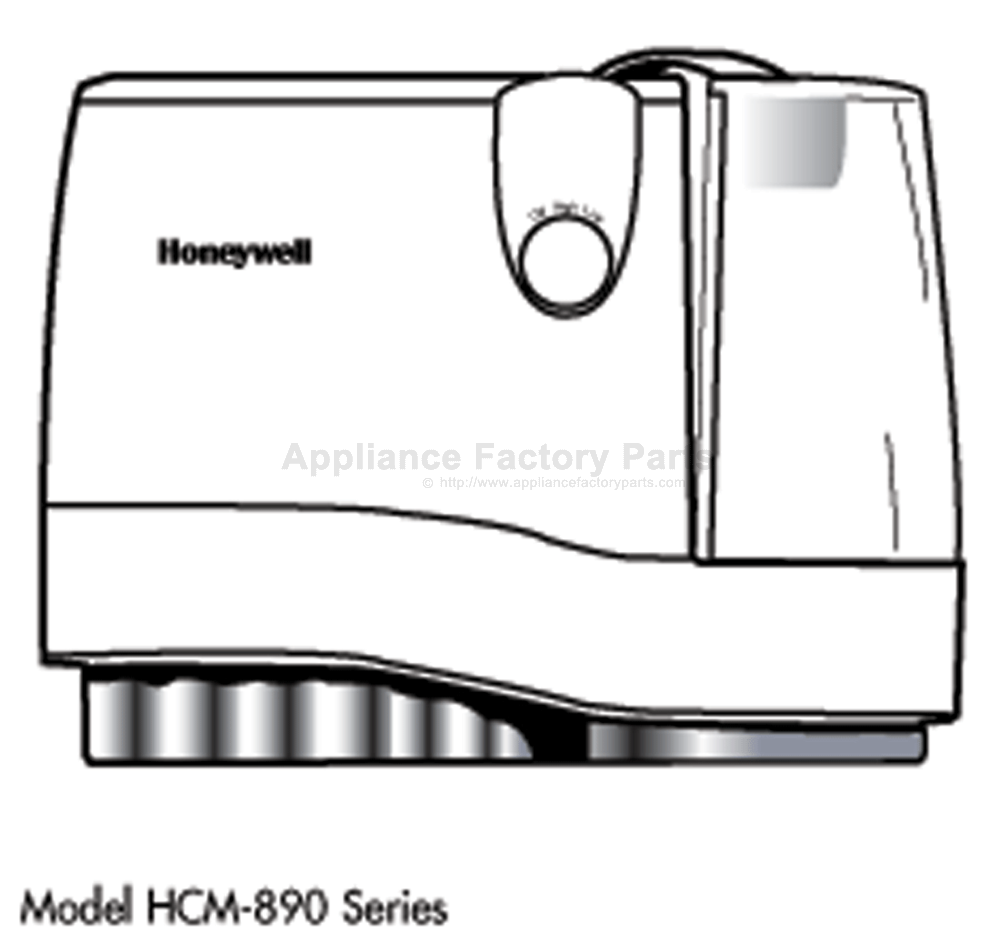 Hcm890 Honeywell Humidifier Filters Com