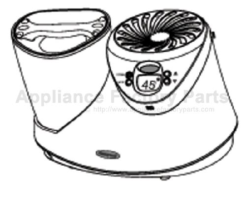 Hcm530 Honeywell Humidifier Filters Com