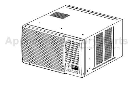 hampton bay window air conditioner owners manuals for hampton bay hblg1400e hampton bay hblg1400e parts air conditioners