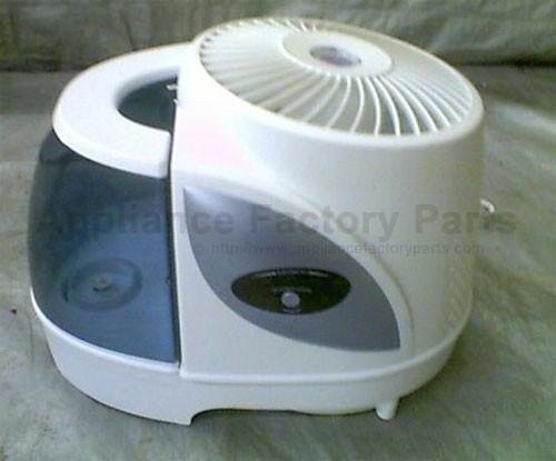 how to clean a bionaire humidifier filter