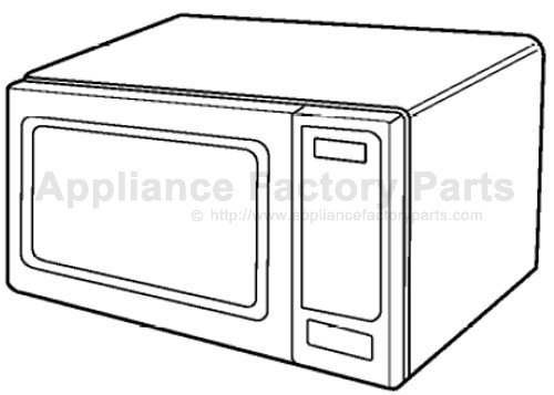 Dometic CDMW10MW Parts | Microwaves