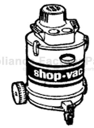 Shop Vac Industrial 600 Parts