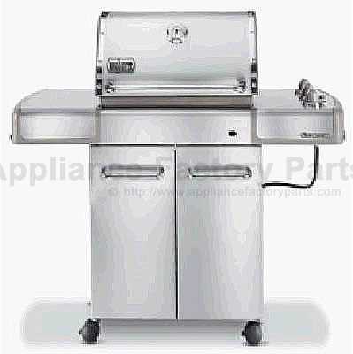 Weber Genesis S 310 >> Weber Genesis S 310 Ng 2009 Parts Bbqs And Gas Grills