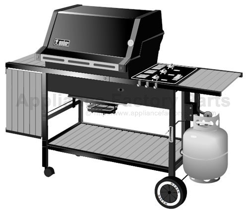 weber genesis 2000 lp parts bbqs and gas grills. Black Bedroom Furniture Sets. Home Design Ideas