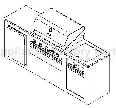 Kenmore 141 16688800 Parts