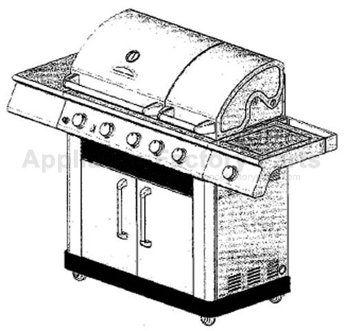 Master Forge E3518 Lpg Parts Bbqs And Gas Grills