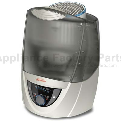SCM2400 Umidificatore Filtro Per Sunbeam SCM2401 SCM2412 SCM-2412-12 Confezione