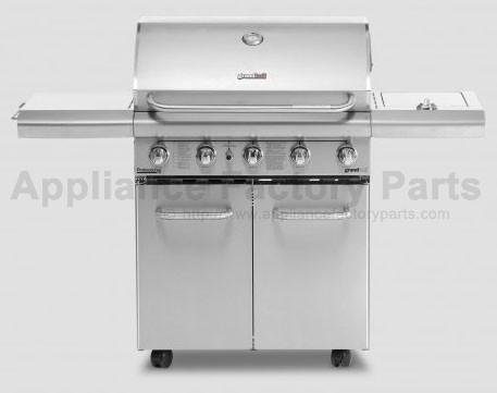 Grandhall Elektrogrill Test : Grand hall premium 327 parts bbqs and gas grills