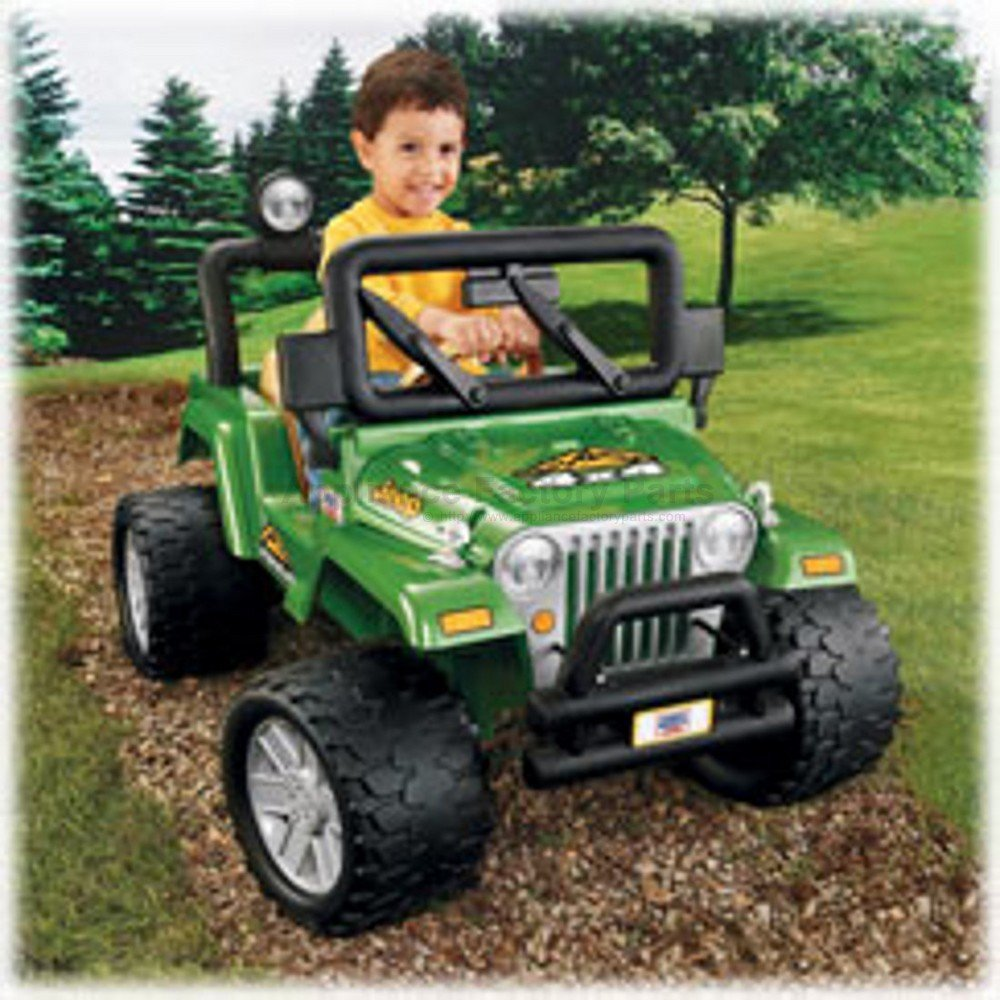 Parts For Power Wheels Over 400 Models Jeep Wrangler Diagram Firerock