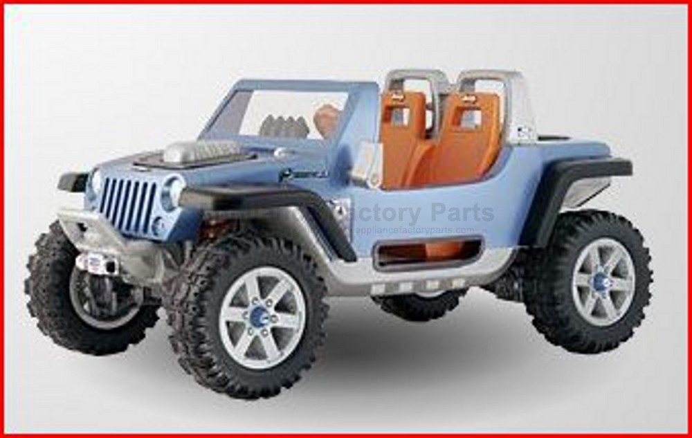 Jeep Hurricane Price In Usa >> Power Wheel J4394 - Parts for Power Wheels