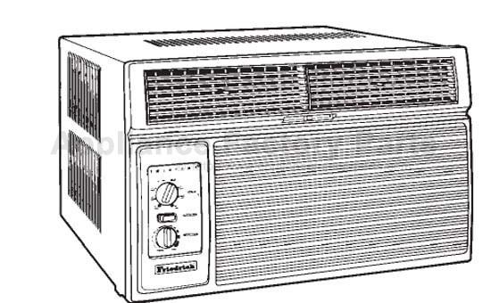 friedrich es12j33 parts air conditioners rh appliancefactoryparts com friedrich air conditioning manual friedrich air conditioners manuals mr18c3f
