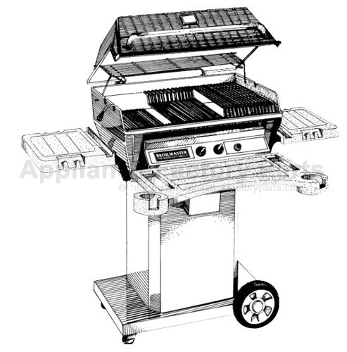 Broilmaster P3 Parts Bbqs And Gas Grills