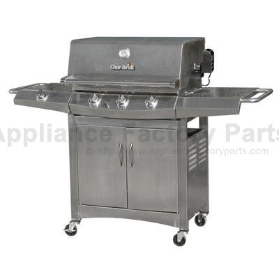 Charbroil 463242304 Parts | BBQs and Gas Grills