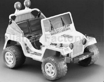 All Models - Parts for Power Wheels on